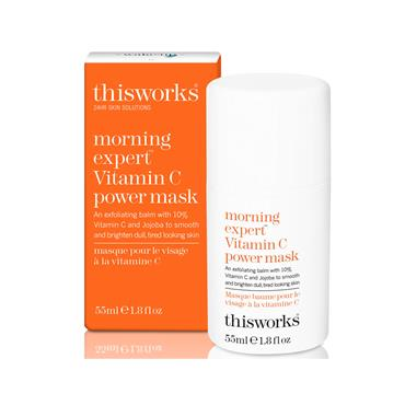 MORNING EXPERT VITAMIN C POWER MASK