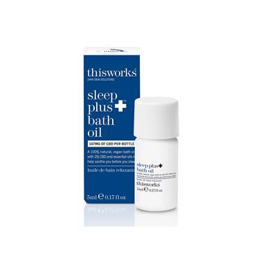 SLEEP+ BATH OIL 5ML
