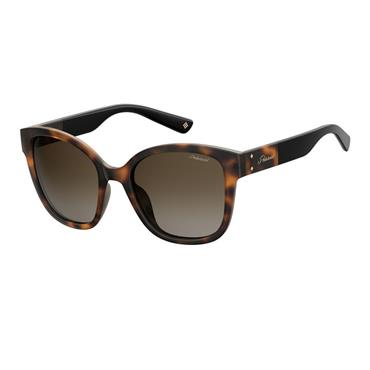POLAROID SUNGLASSES TORTOISE SHELL