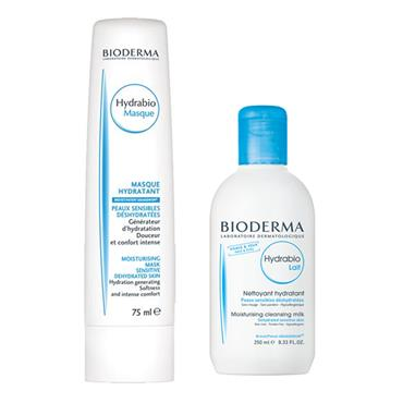 BIODERMA HYDRABIO MILK & MASQUE DUO