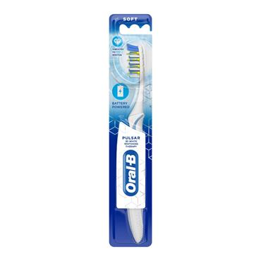 3D WHITENING THERAPY PULSAR TOOTHBRUSH