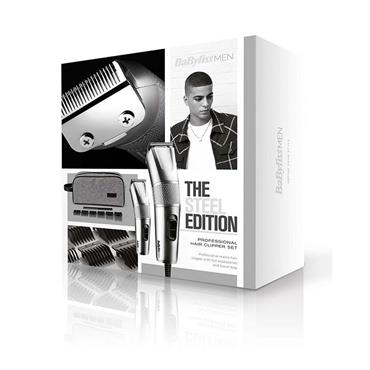 MEN THE STEEL EDITION PROFESSIONAL HAIR CLIPPER SET