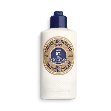 SHEA BUTTER MILK SHOWER CREAM