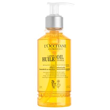 OIL TO MILK MAKE UP REMOVER