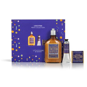 LOCCITANE MENS COLLECTION