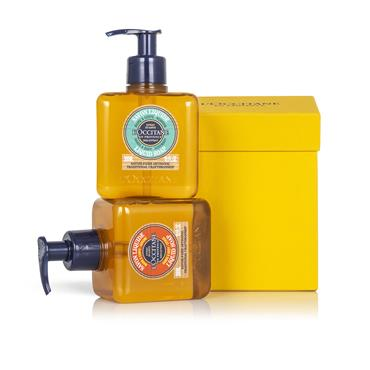 CITRUS & ROSEMARY HANDWASH DUO