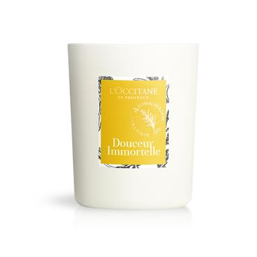 DOUCEUR IMMORTELLE UP-LIFTING CANDLE