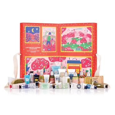 LOCCITANE ADVENT CALENDER