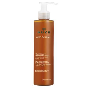 REVE DE MIEL MAKE UP REMOVING GEL 200ML