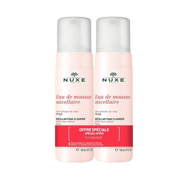 MICELLAR CLEANSING FOAM DUO