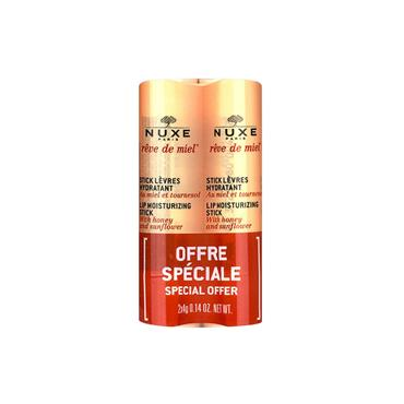 REVE DE MIEL DUO LIP BALM STICK