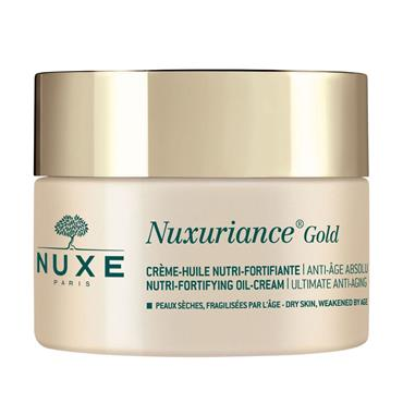 NUXURIANCE GOLD NUTRI-FORTIFYING OIL CREAM