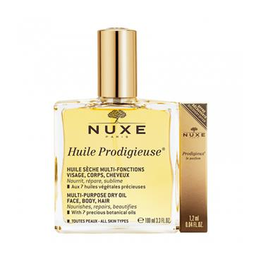 NUXE PRODIGIEUSE DRY OIL AND EDP