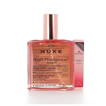 NUXE PRODIGIEUSE FLORALE AND EDP