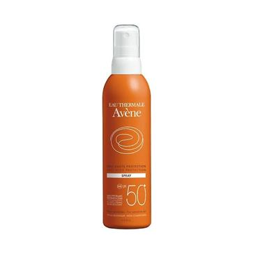 VERY HIGH PROTECTION NO WHITE STREAKS SPF50+ SPRAY