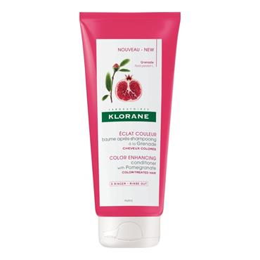 KLORANE GRENADE PROTECTING CONDITIONER WITH POMEGRANATE FOR COLOUR-TREATED HAIR 200ML