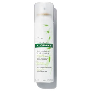 DRY SHAMPOO WITH OAT SPRAY