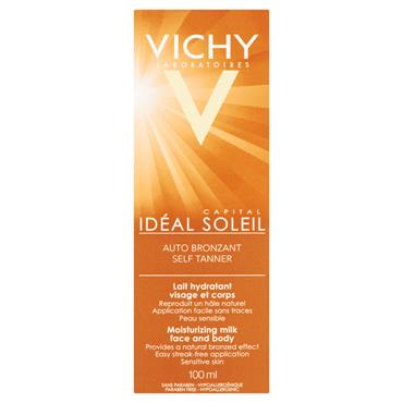 IDEAL SOLEIL SELF TAN MILK 100ML