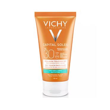 CAPITAL SOLEIL F30 DRY TOUCH 50ML