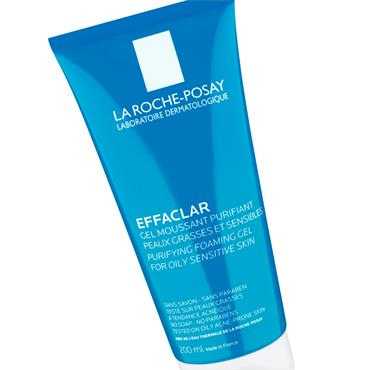 EFFACLAR GEL CLEANSER 200ML