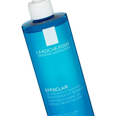 EFFACLAR GEL CLEANSER 400ML