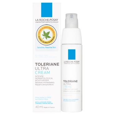 TOLERIANE ULTRA ALLERGY UK STICKER