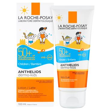 ANTHELIOS KIDS LOTION SPF50 100ML
