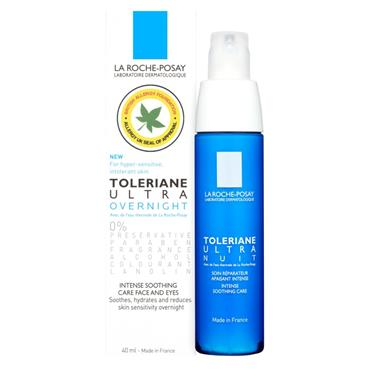 TOLERIANE ULTRA OVERNIGHT 40ML