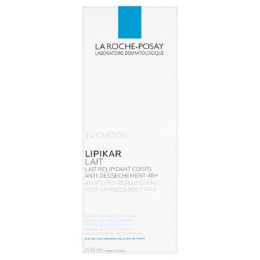LIPIKAR LAIT BODY MILK 200ML