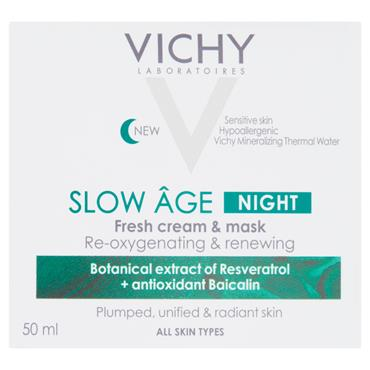 SLOW AGE NIGHT CREAM & MASK