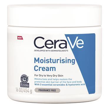 CeraVe Moistuising Cream