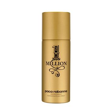 1 MILLION DEODORANT SPRAY 150ML