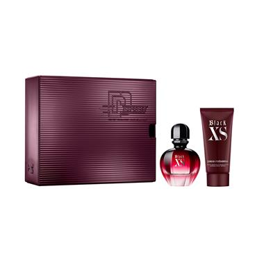 BLACK XS 50ML EDP COFFRET