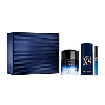 PURE XS 100ML EDT COFFRET
