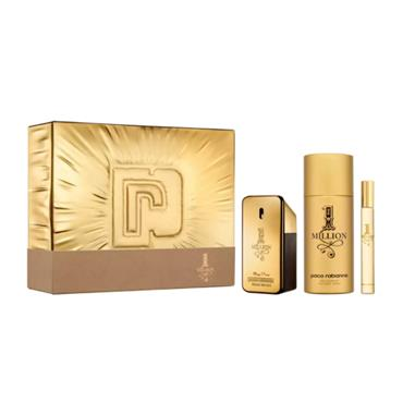 ONE MILLION EDT 50ML SET