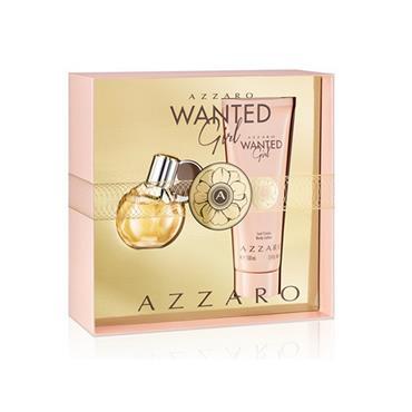 AZZARO WANTED GIRL 30ML EDP SET