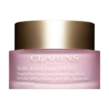 MULTI ACTIVE DAY ALL SKIN TYPES SPF20