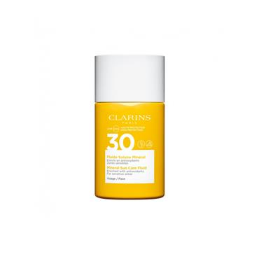 SUN CARE FACE FLUID SPF30