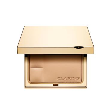 CLARINS EVER MATTE MINERAL MATTIFYING POWDER COMPACT 01