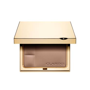 CLARINS EVER MATTE MINERAL MATTIFYING POWDER COMPACT 02