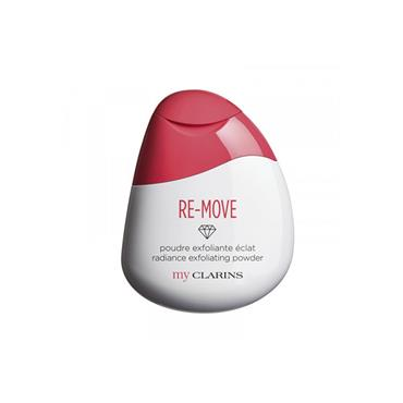 MY CLARINS re move exfoliating powder