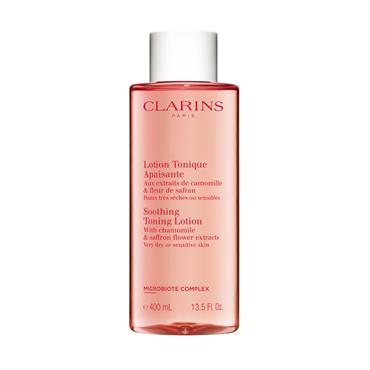 SOOTHING TONING LOTION 400ML
