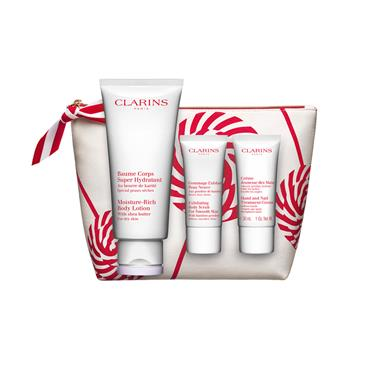 MOISTURE RICH BODY LOTION CHRISTMAS SET