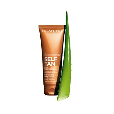 SELF-TANNING MILKY LOTION 125ML