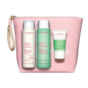 CLEANSING BAG - COMBINATION/OILY SKIN