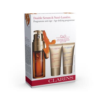 DOUBLE SERUM 50ML & NUTRI-LUMIERE SET