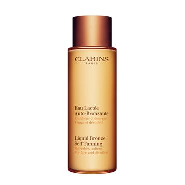 LIQUID BRONZE SELF TANNING FACE LOTION
