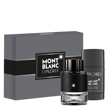 MONT BLANC EXPLORER 60ML SET