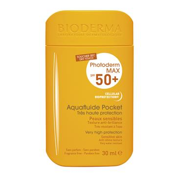 PHOTODERM MAX AQUAFLUID POCKET SPF50+ 30ML