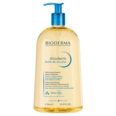 ATODERM SHOWER OIL 1L